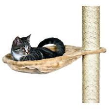 Nid XL pour arbre a chat  45 cm beige peluche