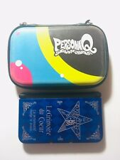 Persona Q 3DS XL Case and System Only Gently Used Pre Owned