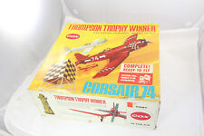 Cox - Red Corsair 74  Trophy Racer - Gas Airplane - Boxed
