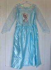 NUOVO Disney ragazze Dress up Frozen Elsa 7-8 anni