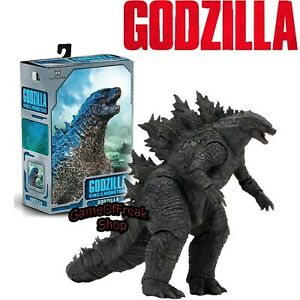 Godzilla Figura NECA King Of The Monsters 18 cm with box Figurine