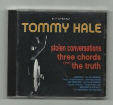 Tommy Hale - Stolen Conversations Three Chords and The Truth