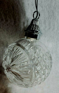 Waterford Crystal Times Square Ball Ornament 100th Anniversary Collectible 2008