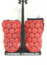 Under Armour Vft Lacrosse Elbow Sleeve Medium Red Vftpesm-M-Red Sports