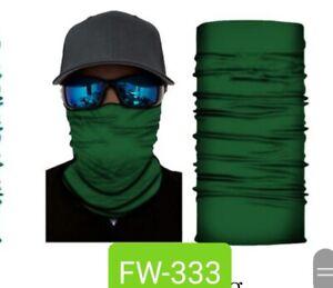 Any 3 For $8.70 Multi Use Tube Bandana Scarf Head Face Cover Mask Neck Gaiter