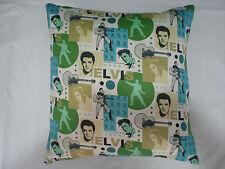"Rock n Roll/Rockabilly ""Elvis Presley"" Cushion/Pillow Case Cover. No 26."