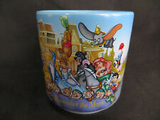 Walt Disney World Remember the Magic Coffee Mug Cup 25th Anniversary 1996 New