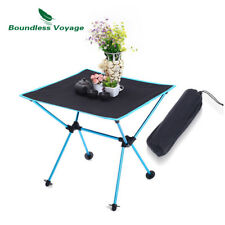 Outdoor Camping Portable Folding Table Oxford Cloth Picnic BBQ Leisure Table
