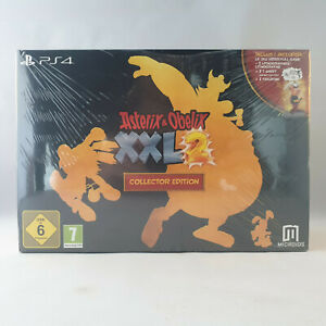Sony Playstation 4 PS4 - Asterix & Obelix XXL 2 Collector Edition NEW SEALED
