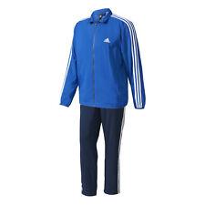 Blu 4 adidas Bk103 Tuta Uomo ( Acceso/bianco/ Scuro) Sport (ahi)