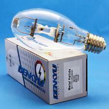 (12) MH175/U/4K/ED28 DENKYU 10439 175W Metal Halide Lamp MOG M57/E Bulb