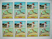 1979 Topps Tom Seaver Lot (16 Cards)