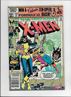 Uncanny X-Men #153 Claremont & Cockrum Bamf! Carol Danvers Marvel 1981