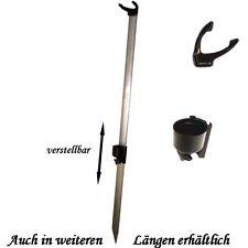 Brandungsrutenhalter / Welsrutenhalter MC231-1,20m Alu