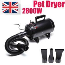2800w Dog Cat Pet Dryer Grooming Hair Stepless Speed Blaster Blower Heater