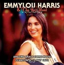 Emmylou Harris & The Hot Band - Amazing Grace Coffee House Evanston, I NEW LP