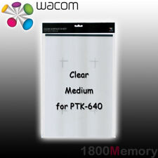 Wacom Intuos4 Medium Clear Surface Sheet 6x9 ACK-100-22 for PTK-640 Tablet