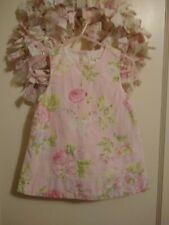 Pottery Barn Kids Floral Dress ~ 18-24 Months