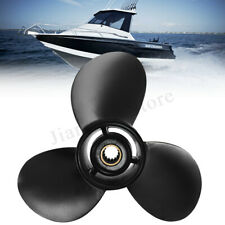 Aluminum Boat Propeller 10 x 13 For Evinrude Johnson Outboard 15-35HP 778863