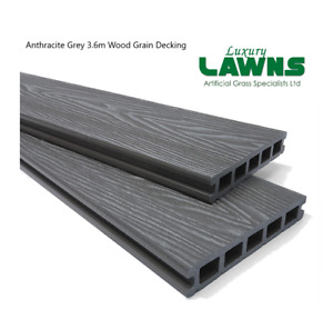Woodgrain Composite Decking 3.6m Boards *Reversible* (SAMPLES ON REQUEST)