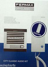 FERMAX CITY CLASSIC 6201 Kit completo Portero Automatico electronico, 6940,69400