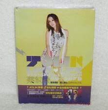 Jolin Tsai Love & Live 2009 Taiwan CD+2-DVD+Calendar