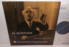 SRCS.55 Bliss Serenade Rout Hymn To Apollo PRS 80th Birthday Presentation