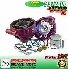 9912800 GRUPPO TERMICO RACING TOP 2 DUE PLUS MINARELLI ORIZZONTALE 70CC
