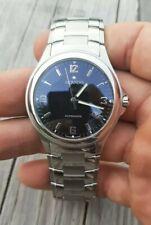Movado 84 P2 1890 ETA 2824 Automatic Watch 40mm Bracelet and Leather Strap