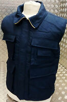 Hunters Action Vest Blue Tactical Spec Fishing Body Warmer All Sizes - NEW