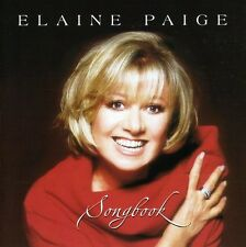 Elaine Paige - Songbook [New CD] England - Import