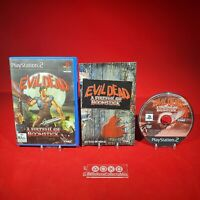 Evil Dead: A Fistful of Boomstick - Sony Playstation PS2 PAL Game*BRCollectables