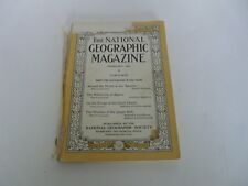 National Geographic, February 1928