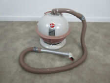 Vintage Hoover Constellation Vacuum Canister Cleaner Model 85 pink retro ball