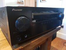 Pioneer VSX-329 Home Cinema Audio Video 5.1 3D 4k AV Receiver 5x HDMI FM USB