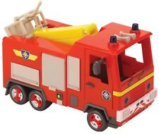 Fireman Sam Push Along Jupiter Fire Engine with Extendable Ladder Toy NEW