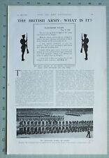 More details for 1914 ww1 print kings message british expeditionary force grenadier guards parade
