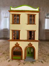 Vintage Miniature 1:48 IGMA Artisan Robert Street Wood Victorian Home Doll House