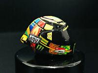 1:12 AGV Resin Helmet Valentino Rossi 2012 Moto GP NO Spark Minichamps NEW