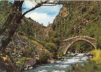 BF14182 valls d andorra la massana pont romanic de sant antion  front/back image