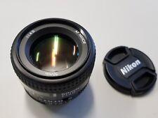 NIKON AF nikkor 50 mm f/1.4D