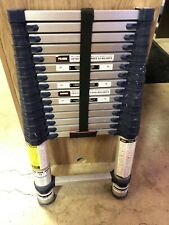 Xtend+Climb 785P Aluminum Telescoping Ladder 15.5ft. - Blue