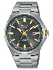 Pulsar PX3215X1 Solar Herren 39mm 10ATM