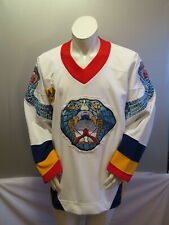 Columbus Cottonmouths Jersye - Home with Pro Model by CCM - Men's XL