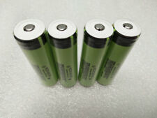 4x New Protected Genuine Original Panasonic NCR18650B 3.7V 3400mAH Battery Japan