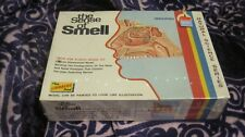SENSE OF SMELL LINDBERG LINE MODEL KIT 1313 NATURAL SCIENCE SERIES COMPLETE NEW