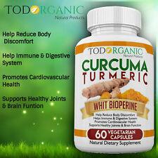 Super Cúrcuma/la curcumina anti-inflamatorio, anti-OXIDANTE y ANTI-CANCERIGENO