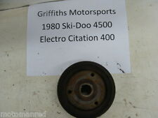80 SKI DOO 4500 Citation 377 electro 79 MAGNETO ROTOR FLYWHEEL TIMING ADVANCE