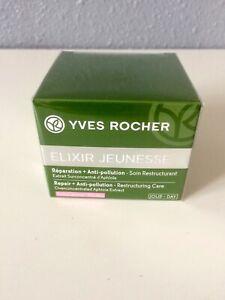 Crème de jour Elixir Jeunesse Yves Rocher