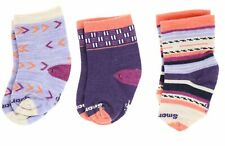 Smartwool 272418 Baby Trio Sock Meadow Mauve Size 24 Months